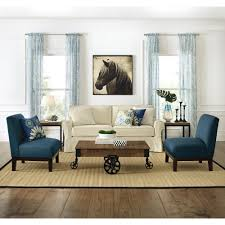 Martha Stewart Home Decorators Home Decorators Collection Mayfair 88 In Classic Natural Twill