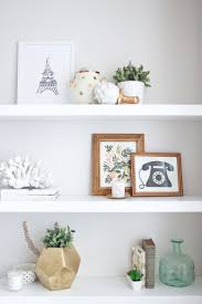 Ikea Hack Bathroom Shelf Thistlewood Farm by 85 Best Shelf Styling Images On Pinterest Boy Room Diy Desk And