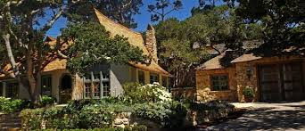 Style Of Home Adobe Carmel U0027s God Father Of Architecture U2013 Hugh Comstock And The Post
