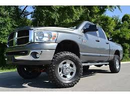 dodge trucks for sale in louisiana purchase used 2007 dodge ram 2500 cab slt 4x4 5 9l diesel