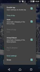 winter snowfall day realistic pro android apps