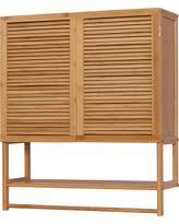 Bathroom Wall Cabinet With Towel Bar Alert Amazing Deals On Bamboo Bathroom Cabinet