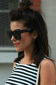 long bob hairstyles brunette summer the top hairstyles trending now as told by pinterest top
