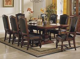 table dining room interior in luxury house diner table set