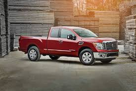 japanese nissan pickup can a new cab layout make nissan u0027s 2017 titan king cab the king of