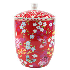 Red Kitchen Canister by Nice Red Kitchen Canisters Bathroom Wall Decor