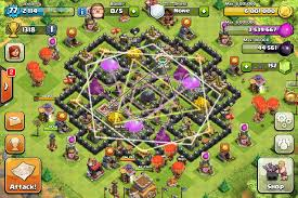 coc layout builder th8 so this is th8 design i currently use