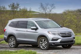 2016 honda pilot reviews and rating motor trend