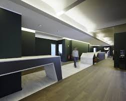 Interior Design Ideas For Office Contemporary Office Lighting Interior Design Hallway With Wood