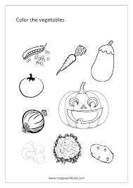 free coloring sheets fruits vegetables and food items