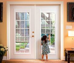 Interior Doors With Blinds Between Glass Sound Transmission Class Stc Sound Suppression Doorglass