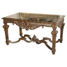 Italian Console Table 19th Century Louis Xiv Italian Console Table Traditional Console