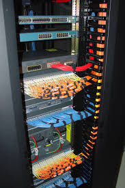 Audio Visual Rack You Could Cable A Rack Like This Or Do What My Customers Do