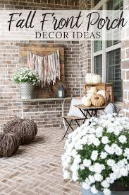 things you need for house fall porch decor 5 elements you need to diy a beautiful space