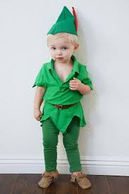 Baby Boy Costumes Halloween 25 Peter Pan Costumes Ideas Peter Pan