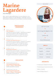 Openoffice Resume Templates Simple Resume Template Different Resume Mycvfactory