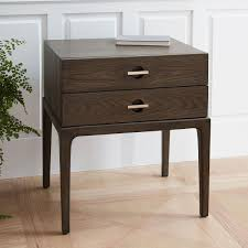 Bedroom Furniture Cherry Wood by Bedroom Furniture At Home Night Stands Dark Cherry Wood Night