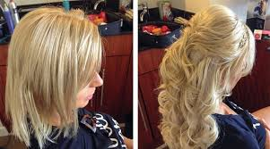 in extensions in extensions salon