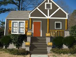 Exterior House Color Combination Ideas by Exterior House Color Combinations Trends Including Fence Painting