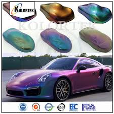 automotive chameleon paint colors color changing cameleon pigment