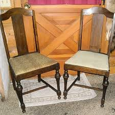 antique and vintage dining chairs collectors weekly