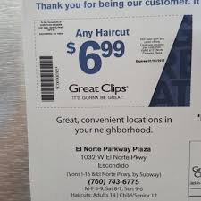 haircut specials at great clips great clips 15 photos 33 reviews hair salons 1032 w el norte