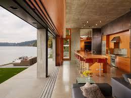 stunning ideas for large living room living room modern concrete