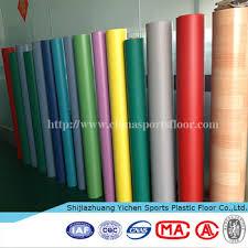 high quality linoleum flooring rolls badminton court flooring