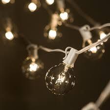 lights outdoor globe string lights globe light strands string