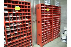 Parts Cabinets Lot Asst Fasteners Nuts Bolts Etc W 3 Wurth Parts Cabinets