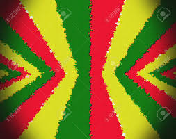 Green Yellow Red Flag Red Yellow Green Rasta Flag Stock Photo Picture And Royalty