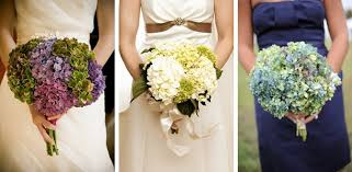 hydrangea wedding bouquet wedding flowers photos hydrangea wedding flowers