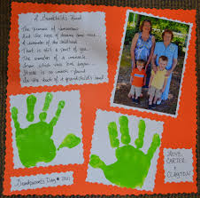 12 handprint ideas to make grandma for grandparent u0027s day