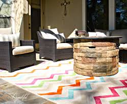 Mohawk Outdoor Rug All Things Beautiful Spring Patio Update Mohawk Rug Giveaway