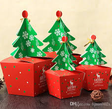christmas boxes new christmas boxes christmas theme candy box 3d christmas tree