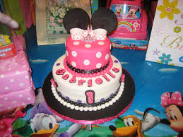 minnie mouse 1st birthday cake decorations u2014 all home ideas and