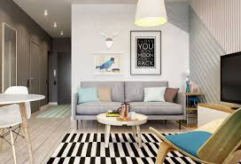 Interior Designs For Apartment Living Rooms 2 Simple Super Beautiful Studio Apartment Concepts For A Young