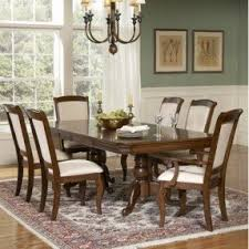 wood dining room sets formal cherry dining room sets foter