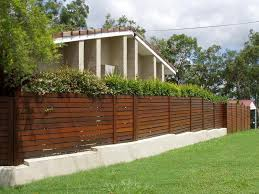 Cheap Fences For Backyard 20 Best Horizontal Wood Fences Images On Pinterest Wood Fences
