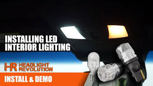 installing led lights in car how to install led interior lighting in your car or truck