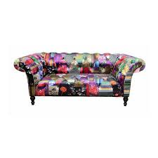 Chesterfield Patchwork Sofa by Glamorous Patchwork Furniture Acnl Pictures Decoration Inspiration