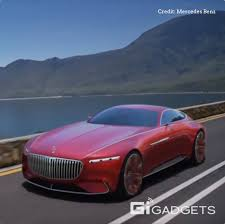 mercedes concept cars this electric mercedes benz concept car is perfect watch or