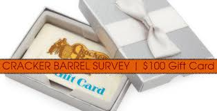 cracker barrel gift card cracker barrel survey sweepstakes 150 rocking chair 100 gift card