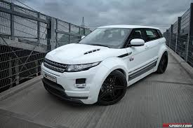 modified 2015 range rover official prior design range rover evoque pd650 widebody kit youtube