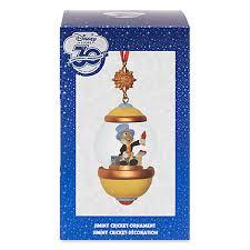 new disney subscription 30th anniversary snowglobe ornament
