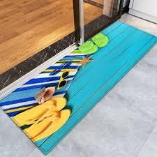 Flip Flop Rugs Magnificent Flip Flop Bath Rug Colorful Flip Flops Accent Rug