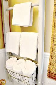 Small Bathroom Storage Ideas by 24 Best Ladders Images On Pinterest Old Ladder Easels And