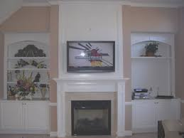 fireplace awesome hang tv over fireplace interior design for