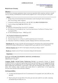 exle of a resume for a manjit resume