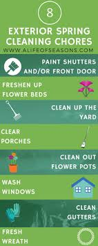 spring cleaning tips 8 exterior spring cleaning tips to remember a life of seasons
